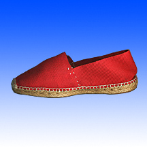 Flat Wedge Classical Espadrille for Retail Sellers