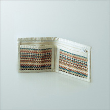 Fashionable men's wallet made of Jute Handicrafts